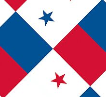 Smartphone Case - Flag of Panama - Diagonal by Mark Podger