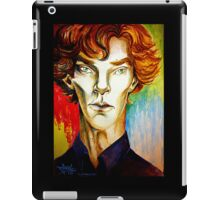 Sherlock: A Study in Colour iPad Case/Skin