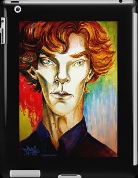 Sherlock: A Study in Colour by NadddynOpheliah