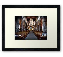 Llandaff Cathedral Cardiff Wales Framed Print