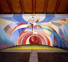 Fresco painting by atelierwilfried