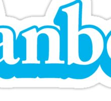 Fanboy Sticker