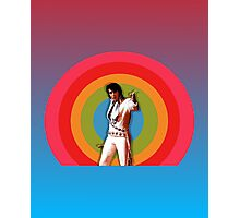ELVIS. Photographic Print
