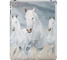 Three Horses iPad Case/Skin