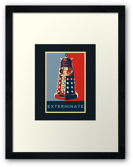 Exterminate by Whitebison