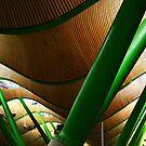 Green Waves  by DearMsWildOne