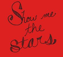 Show Me the Stars by Sarah Haluska