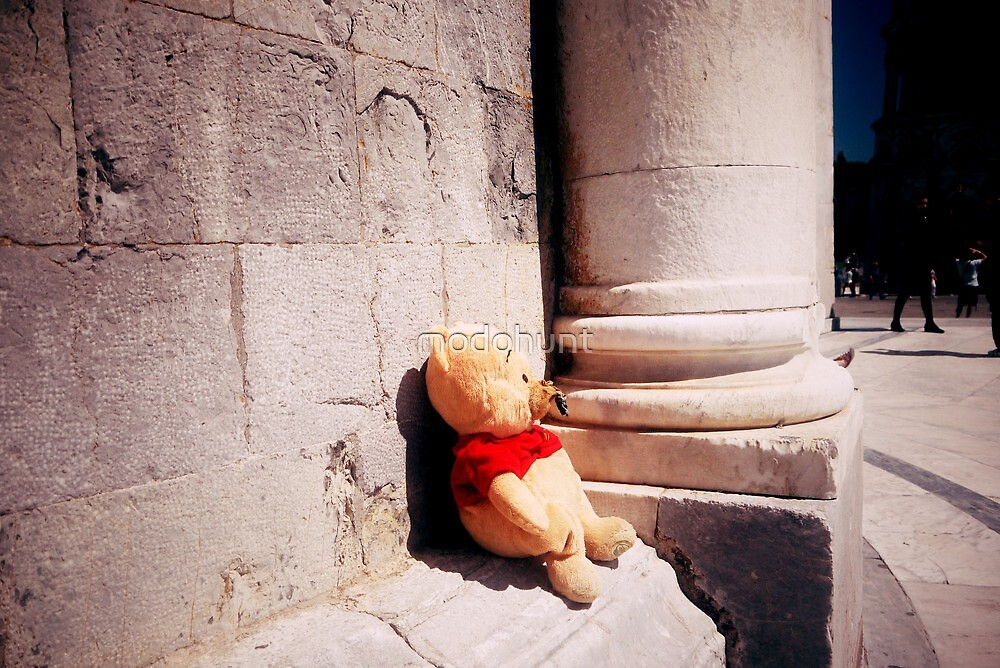Pooh at Pisa part 2 by modohunt