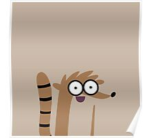 Simply Rigby Poster