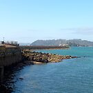 Plymouth Breakwater by Hannah Sterry