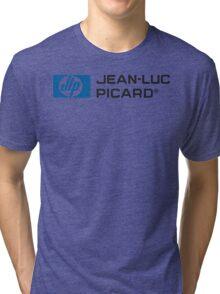 Jean-Luc Picard Tri-blend T-Shirt