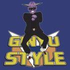 Ginyu Style by SiriusLee