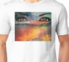 fire and water Unisex T-Shirt