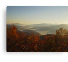 Tennessee Escape Canvas Print