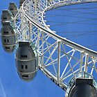 Going high with the London Eye in England by 7horses