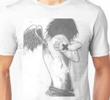 Man with wings Unisex T-Shirt