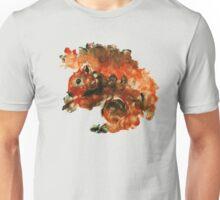 Squirrel Monoprint Unisex T-Shirt