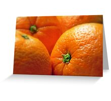 Orange You Glad? Greeting Card