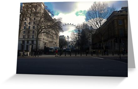 The London eye 2 by modohunt