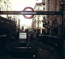 Going Underground by modohunt