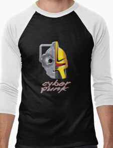 Cyber Punk Men's Baseball ¾ T-Shirt