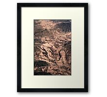 Chinese Fields Framed Print