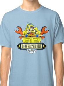 Robo Repair Shop Classic T-Shirt