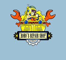 Robo Repair Shop Unisex T-Shirt