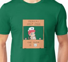 Free Medical Help Unisex T-Shirt