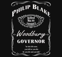 Philip Blake Governor by kingUgo
