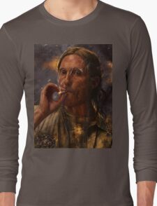 True Detective - Rust Cohle 2014 Long Sleeve T-Shirt