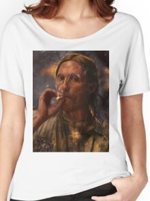True Detective - Rust Cohle 2014 Women's Relaxed Fit T-Shirt