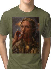 True Detective - Rust Cohle 2014 Tri-blend T-Shirt
