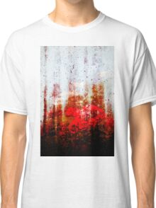 floral fallout Classic T-Shirt