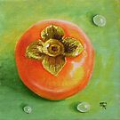 """Persimmon"" by Tatiana Roulin"