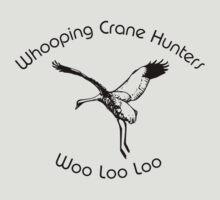 Whooping Crane Hunters by updraft419