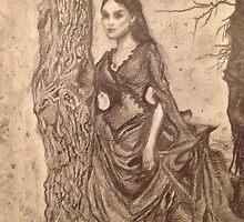 Haunted Lady by Francesca Ellis