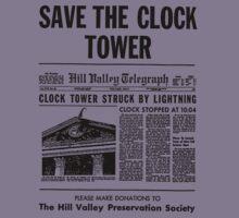 Save the Clocktower Kids Tee