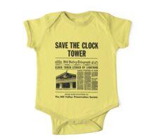 Save the Clocktower One Piece - Short Sleeve