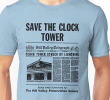 Save the Clocktower Unisex T-Shirt