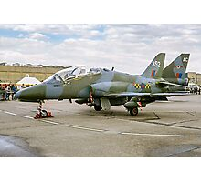 Hawker-Siddeley Hawk T.1 XX352 Photographic Print