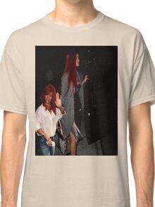 Rihanna Twins 01 Classic T-Shirt