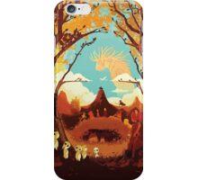 Miyazaki Hayao - Studio Ghibli - Mixed iPhone Case/Skin