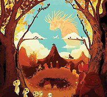 Miyazaki Hayao - Studio Ghibli - Mixed by Andrew Choo