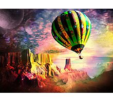 Dream and All Things Will be Possible Photographic Print