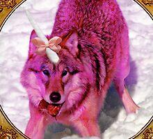 Uniwolf Rising by Emma Tavasci