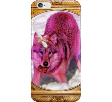 Uniwolf Rising iPhone Case/Skin