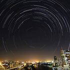 Startrail | Brisbane, Australia by NickVerburgt