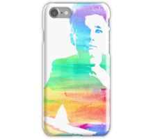 rainbow chris iPhone Case/Skin