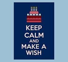 Keep Calm And Make A Wish Unisex T-Shirt